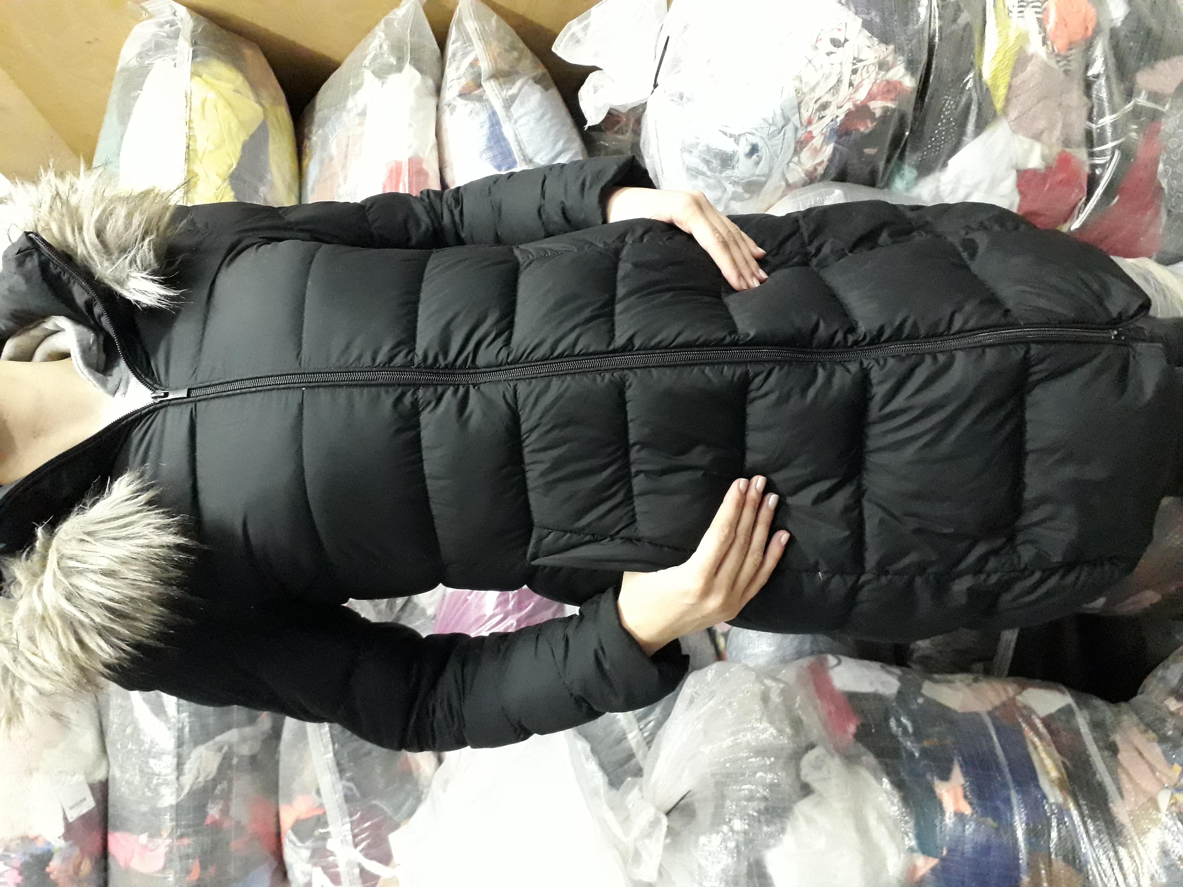 Dámské zimní bundy 160 Kč módní empty cfd731b39a